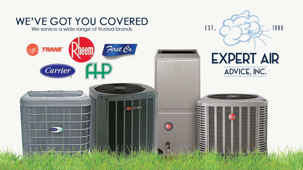 We service a wide range of trusted brands
